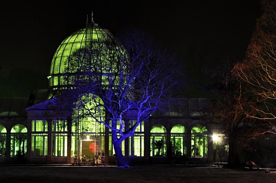 Потрясающий лондонский Сион-парк!