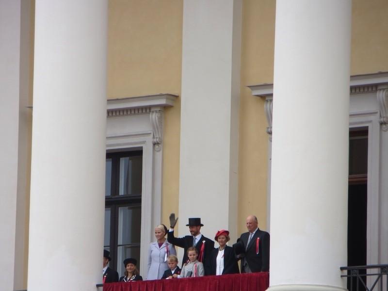 Поездка в Осло, май 2013