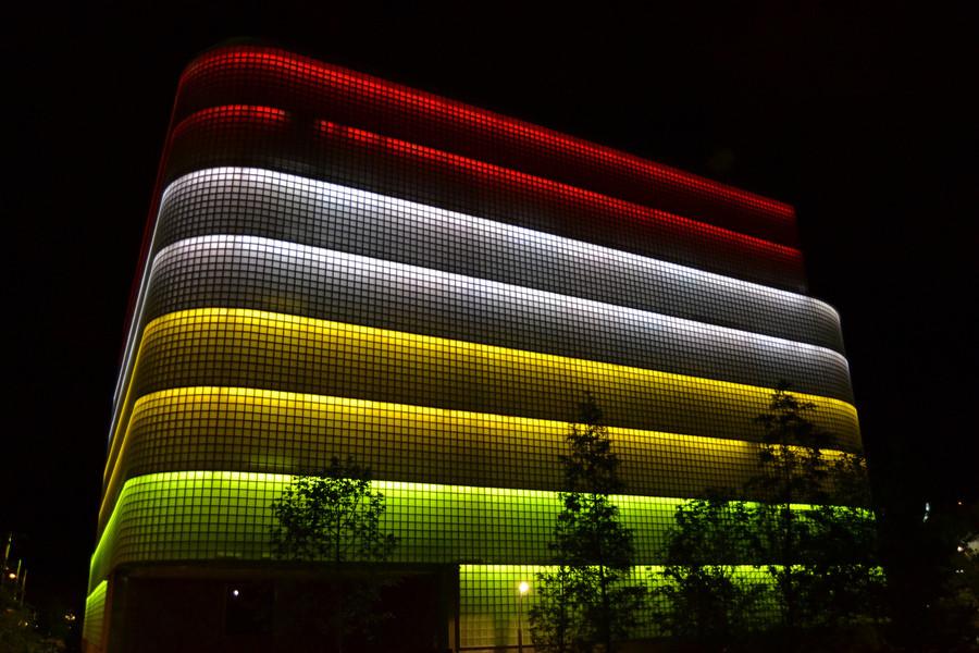 Белая ночь в Бильбао