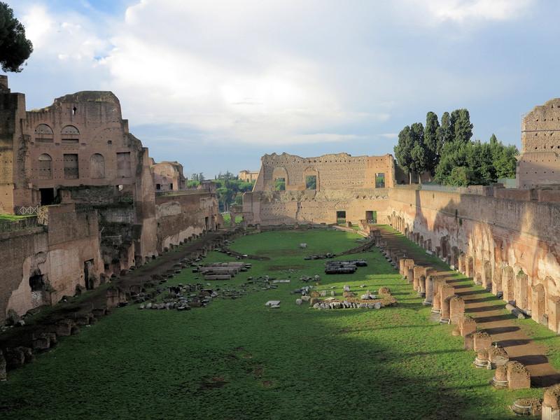 Немного архитектуры Рима