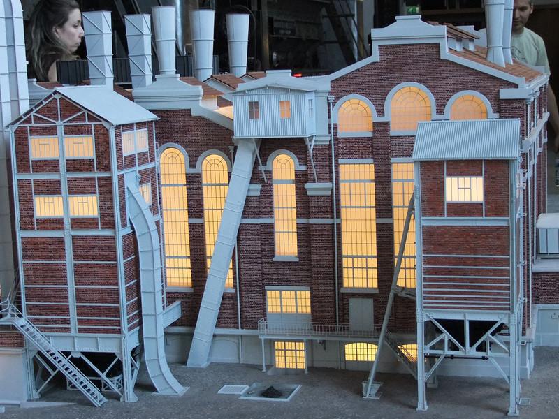 Музей электричества, Лиссабон, Португалия