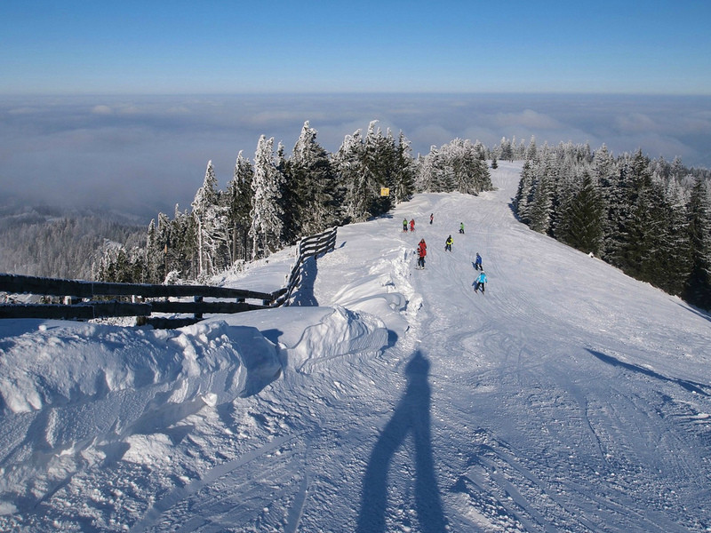 Австрийские красоты - Нижняя Австрия, Унтерберг