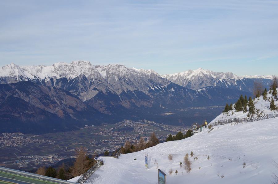 Новый год в Инсбруке
