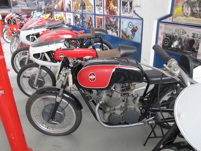 Музей Пьяджио Веспа, Понтедера