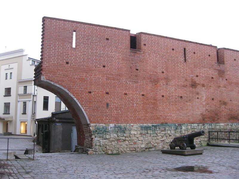 Январский тур в Ригу