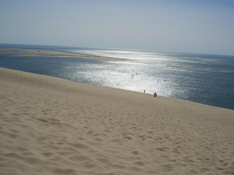 Дюна в Пиле и Мыс Ферре