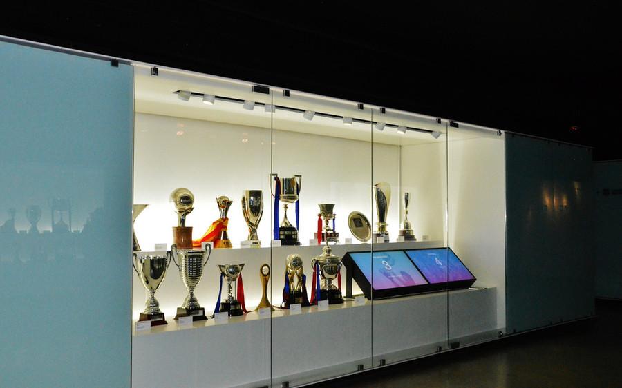 "Экскурсия на стадион ""Камп Ноу"", Барселона"