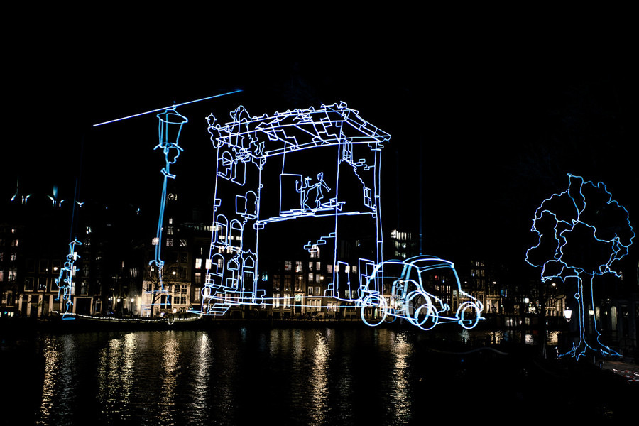 Фестиваль Света 2013-2014 в Амстердаме