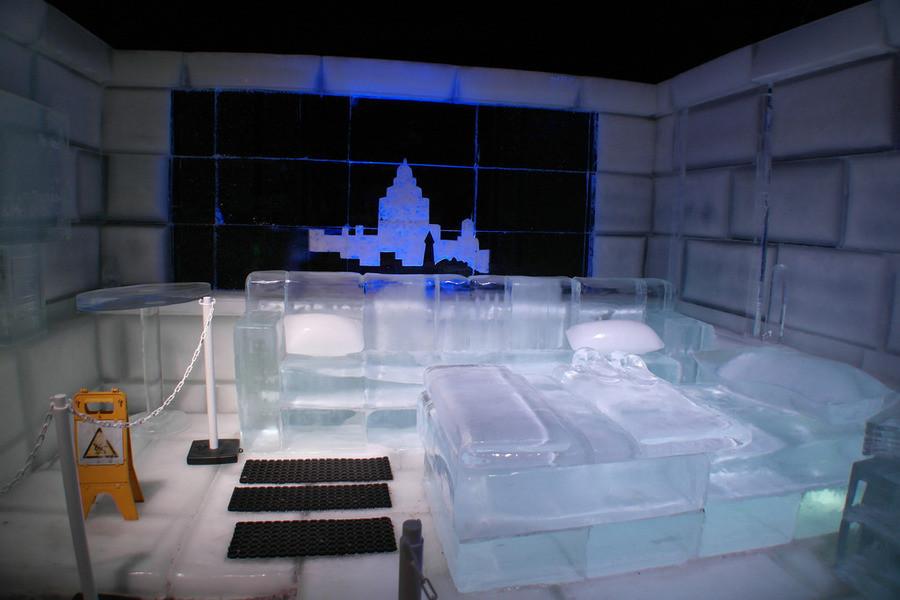 Магия льда в Брюсселе 2014