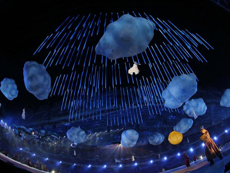 Жаркие.Зимние.Твои : закрытие Олимпийских игр в Сочи