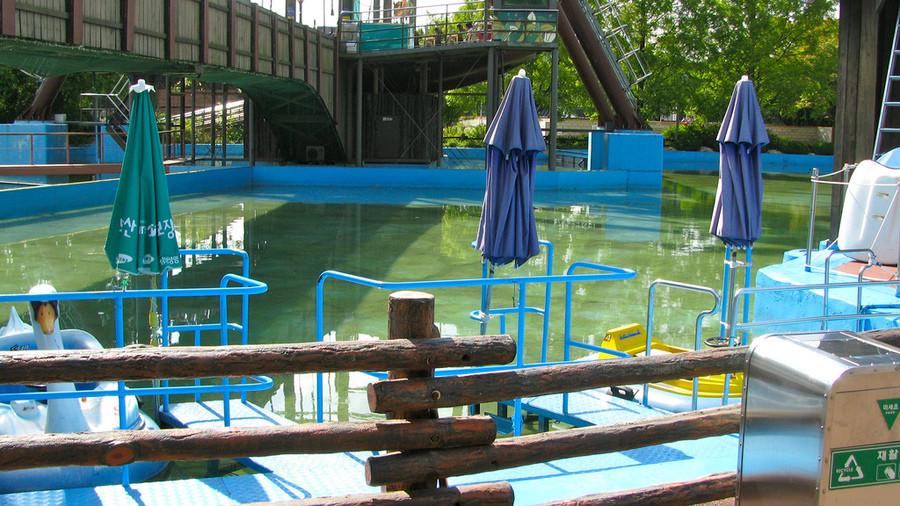 Большой парк Сеула