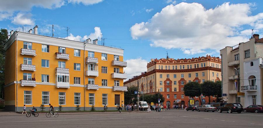 Город Смоленск