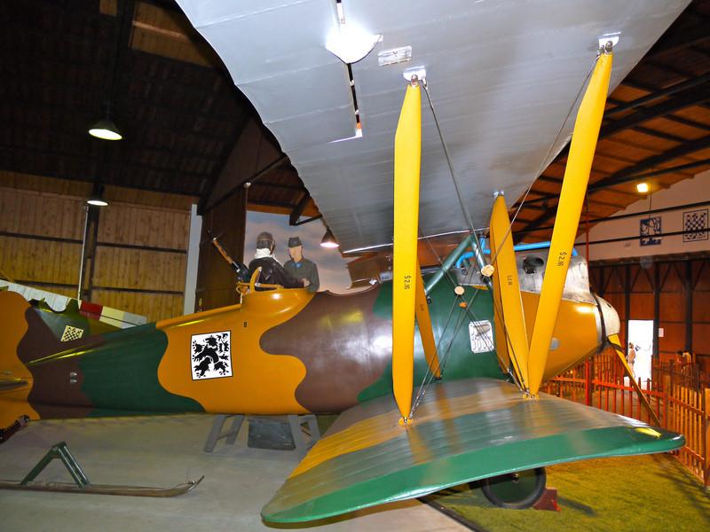 Пражский музей авиации