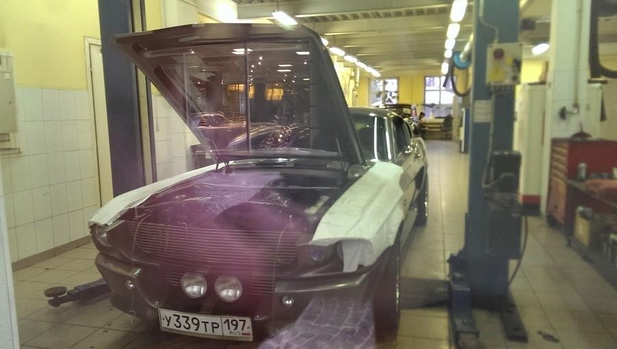 Музей техники в подмосковном Архангельском
