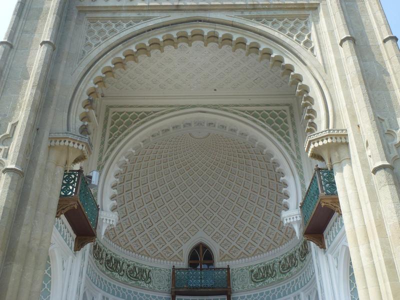 Воронцовский дворец в Алупке, Крым