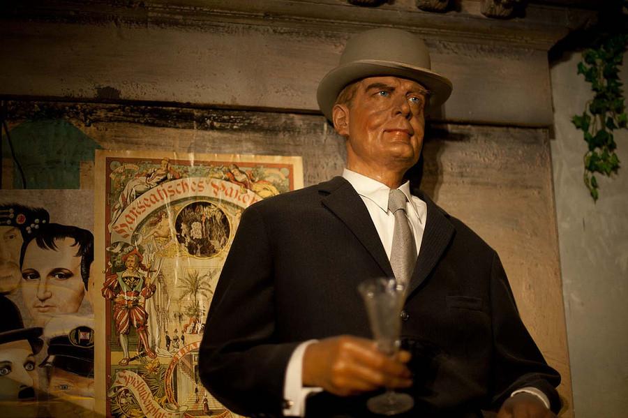 Паноптикум – гамбургский музей восковых фигур