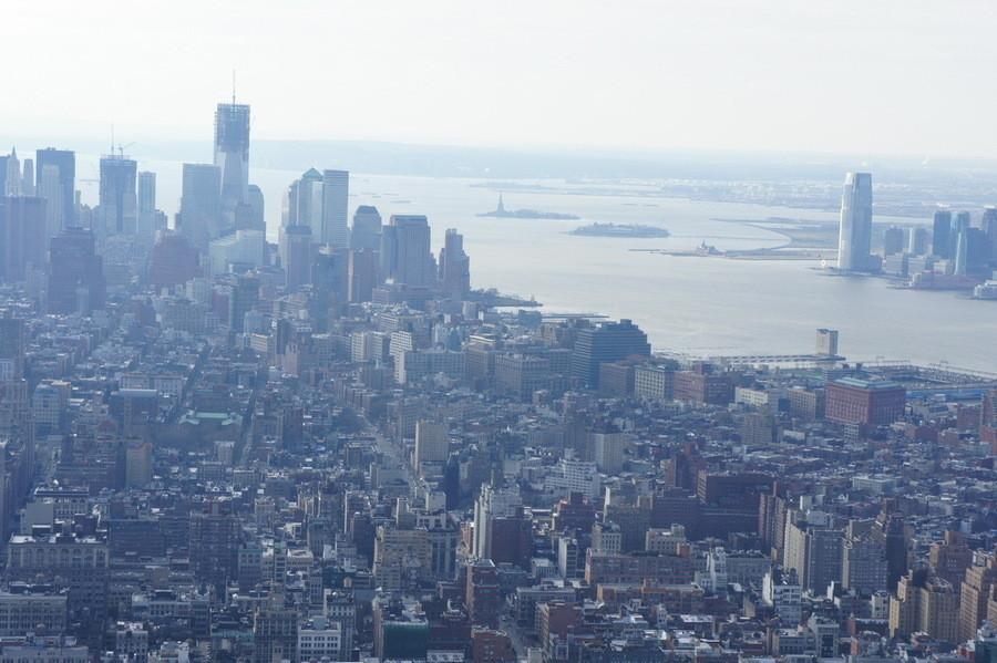 Нью-Йорк. Из путешествия по восточному побережью США