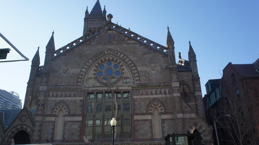 Бостон. Из путешествия по восточному побережью США