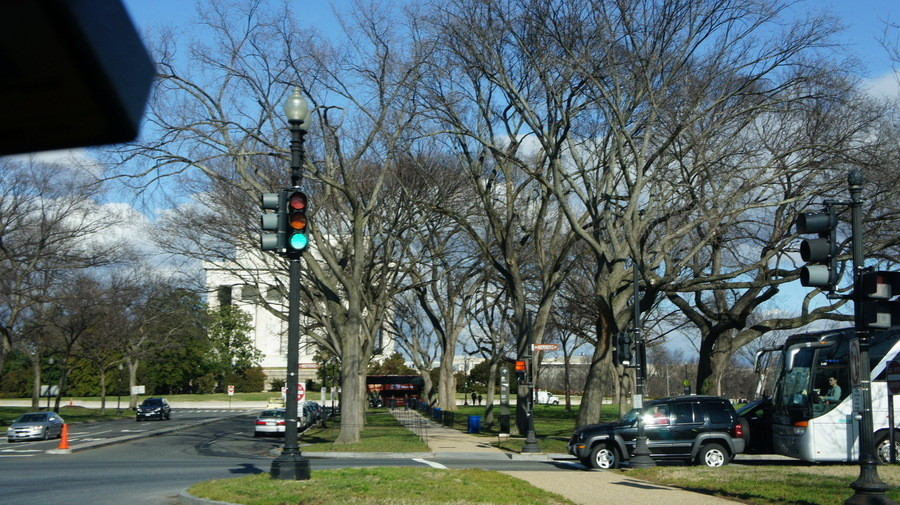 Washington D.C. Из путешествия по восточному побережью США
