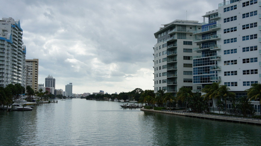 Майами. Из путешествия по восточному побережью США