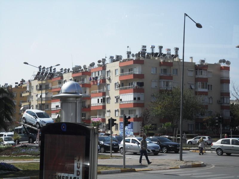 Апрельская поездка по Турции