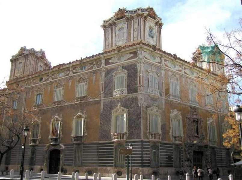 Национальный музей керамики Гонсалеса Марти