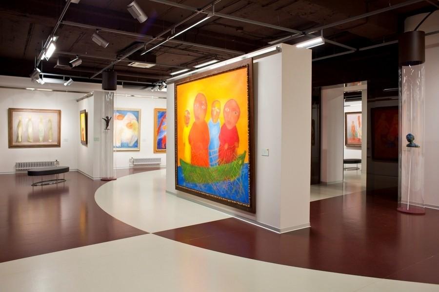 Эрарта. Музей современного искусства