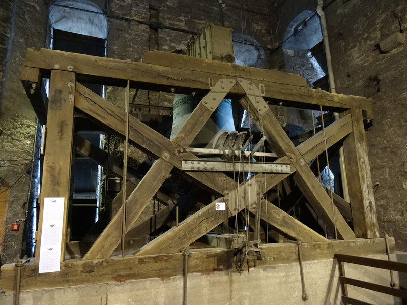 Осмотр Башни Белфорт