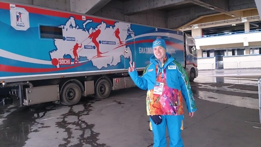 Олимпийские игры в Сочи глазами волонтёра