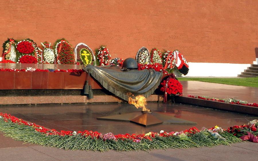 Мемориальный архитектурный ансамбль «Могила Неизвестного Cолдата»