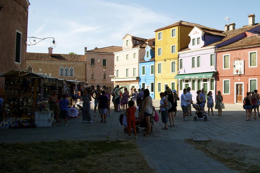 Квартал Венеции - Бурано