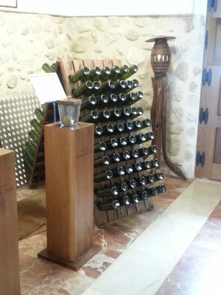 Чудесная винодельня CASA SICILIA NOVELDA в Испании