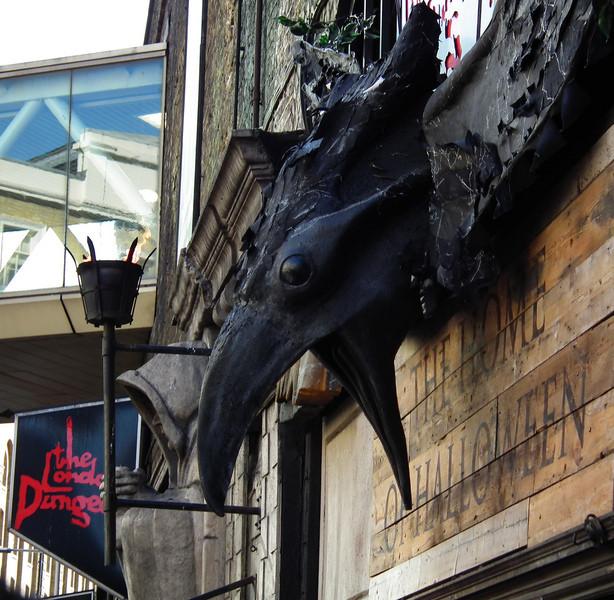 """Музей ужасов - """"Лондонская темница"""""""
