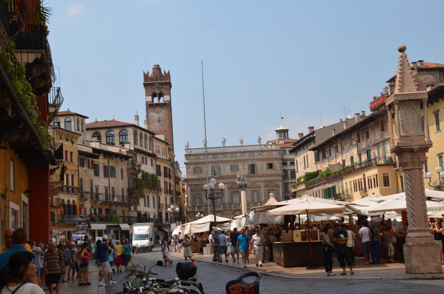 Итальянский город Верона
