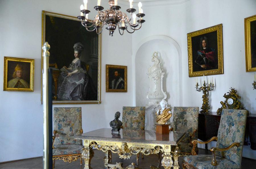 Дворец Эстерхази в Фертёде