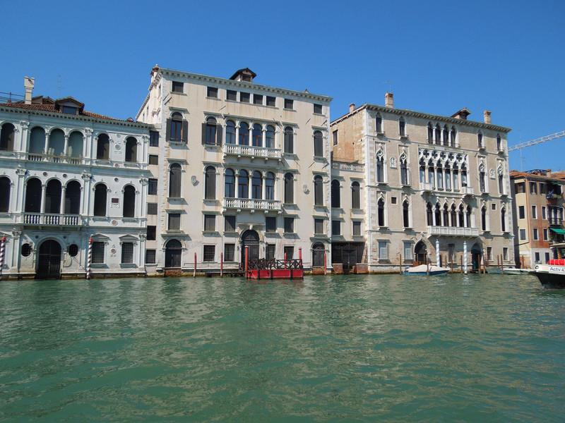 Каналы Венеции и другие ее достопримечательности