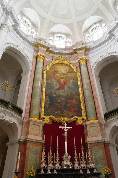 Дрезден - город-феникс