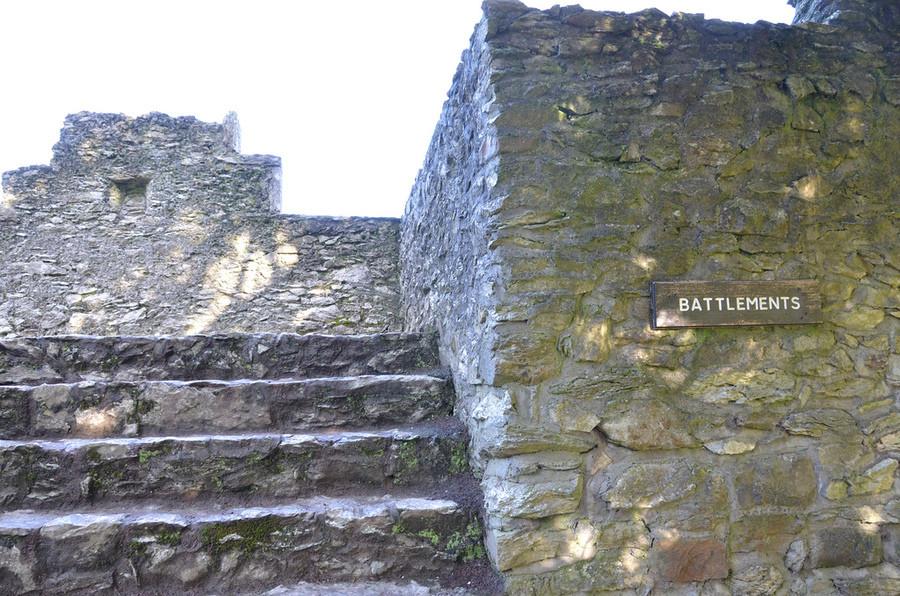 Знаменитый замок Бларни