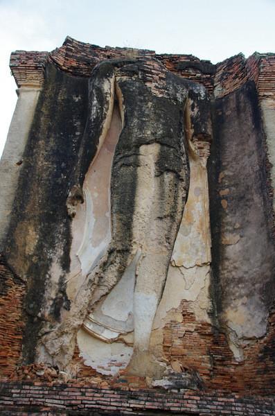 Посещение Археологического заповедника Сукхотай, май 2014