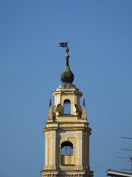 Провинциальный городок Парма