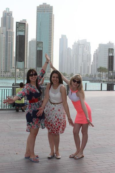 Дубай-это рай