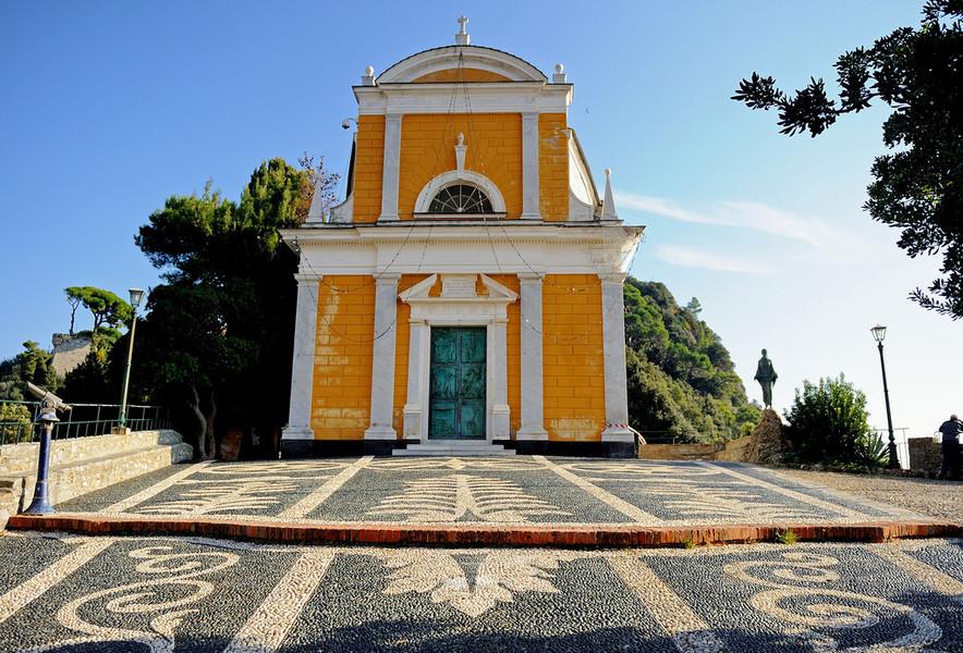 Портофино – городок необычайной энергетики