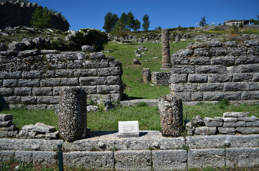 Древний театр Додоны – игра сквозь тысячелетия