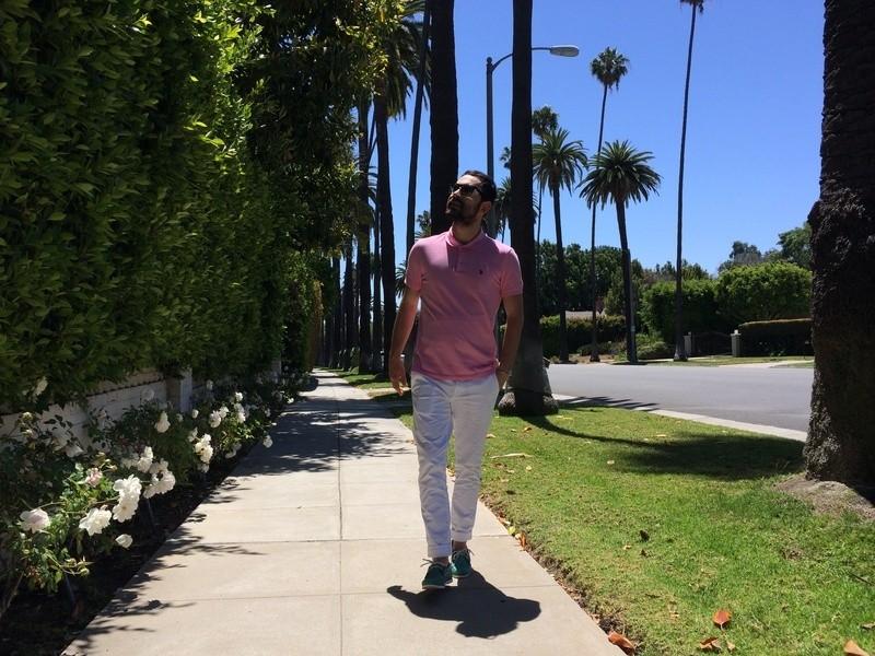 Лос-Анджелес и его звезды
