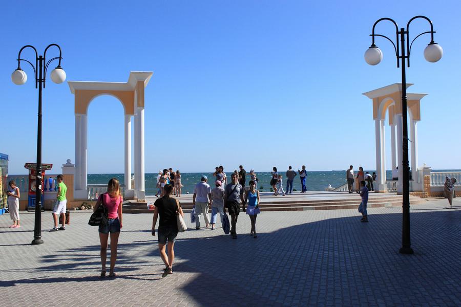 Из путешествия по Крыму