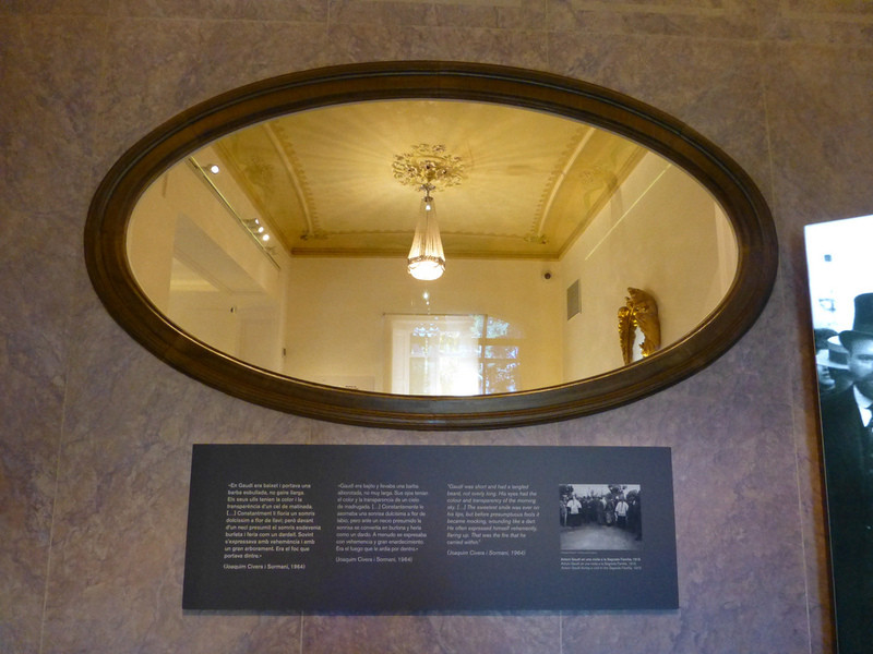 Дом-музей архитектора Антонио Гауди