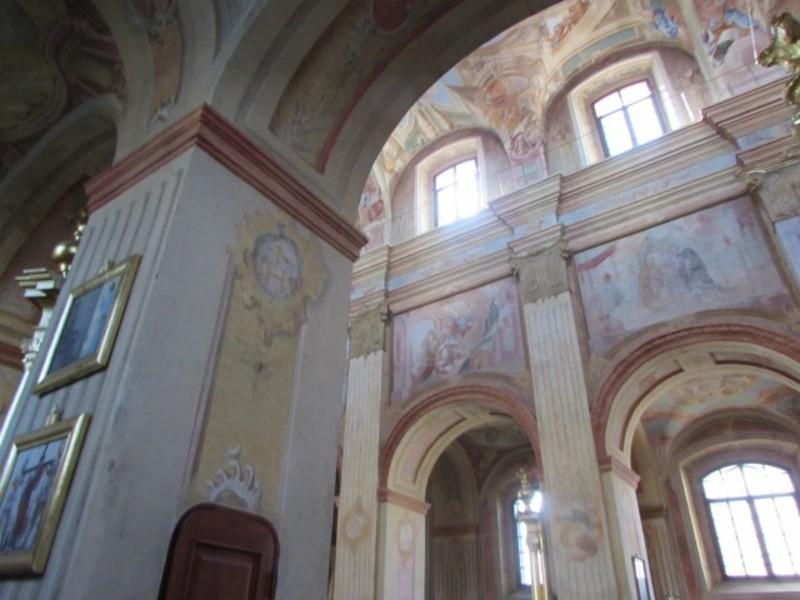 Костел Успения Богородицы или Святого Станислава. Немного Рима в Могилеве.