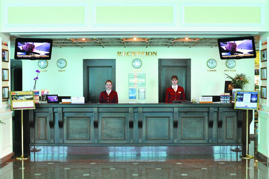 Туристический многофункциональный комплекс ГРИНН