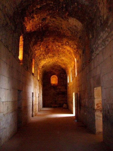 Сплит – осколок древнеримской империи