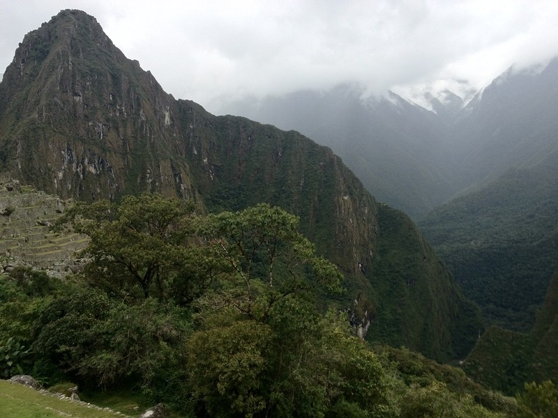Затерянный город инков - Мачу-Пикчу